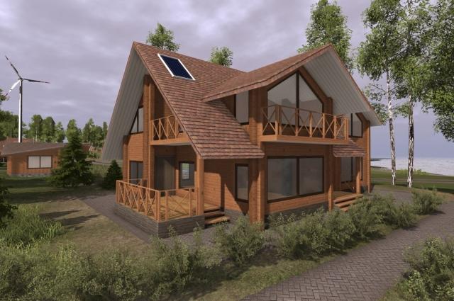 Дома на землях сельскохозяйственного назначения придётся строить на сваях.