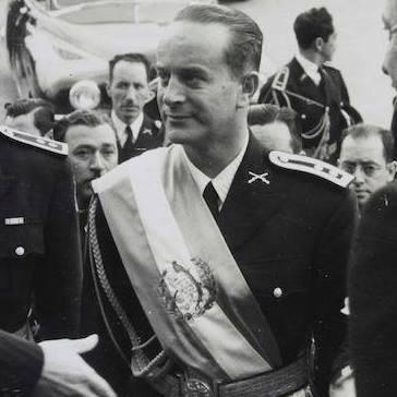 Хакобо Арбенс, 18-й президент Гватемалы