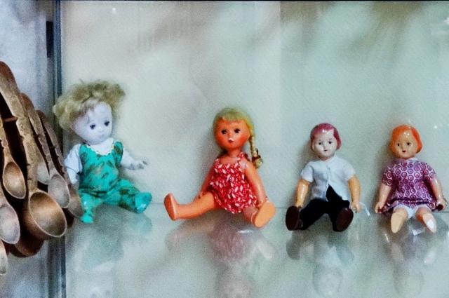 Полиэтилен совершил революцию в производстве игрушек.