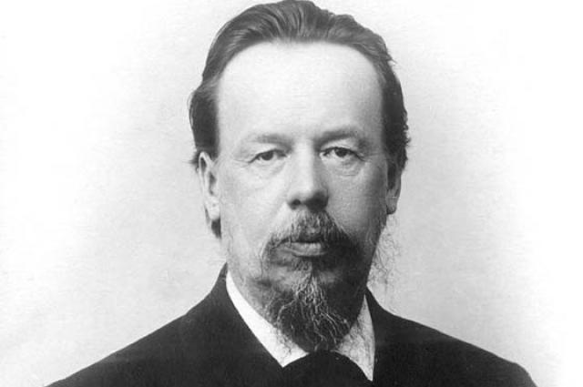Русский изобретатель Александр Степанович Попов.
