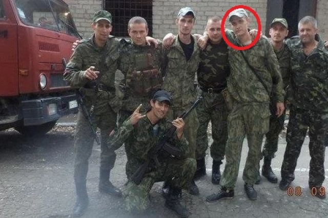 Андрей Тарасов после освобождения из тюрьмы в 2014 году
