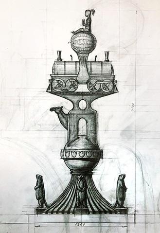 оренбург скульптура