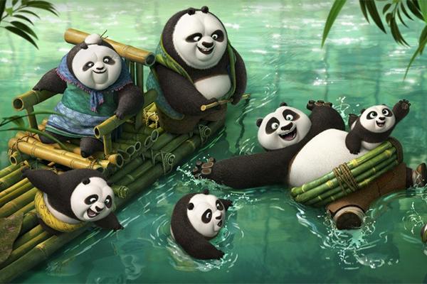 «Кунг Фу Панда 3».