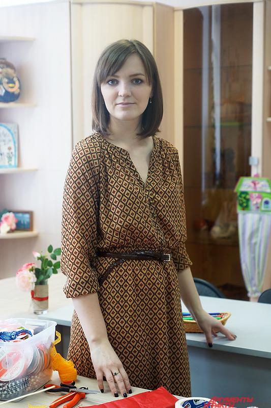 Пермский флорист Мария Патракеева.