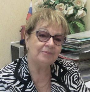 Галина Анохова