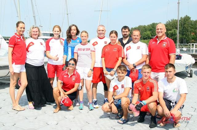 Спортсмены ЦСП «Хлебниково» готовы к новым рекордам.