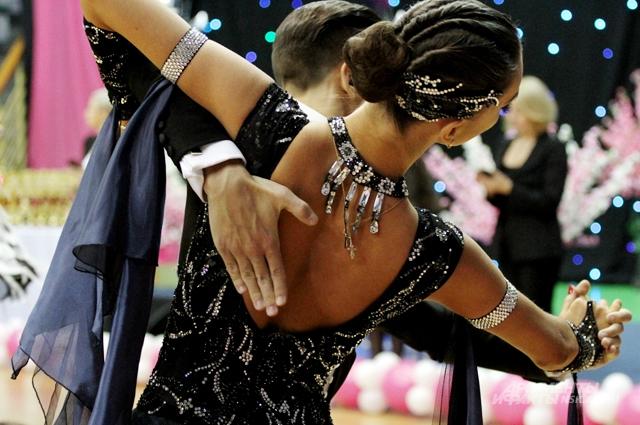 бальные танцы кубок мэра