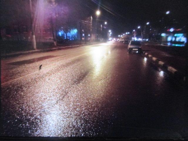 ДТП на улице Металлургов