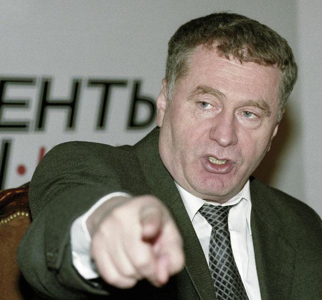 Владимир Жириновский.