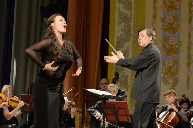 Концерты оркестра