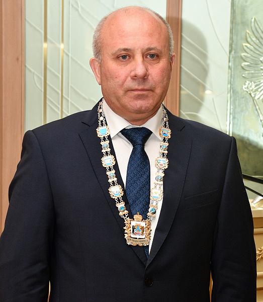 новый мэр