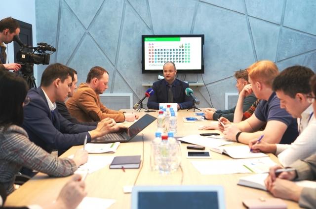 На пресс-конференции Андрей Семенюк поделился планами на 2019 год.