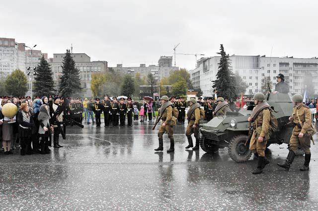 В этом году мероприятие посвятили 75-летию полного освобождения Ленинграда от фашистской блокады.