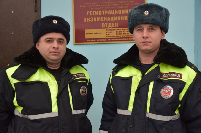 Евгений и Валерий оказались рядом с домом и успели спасти людей.