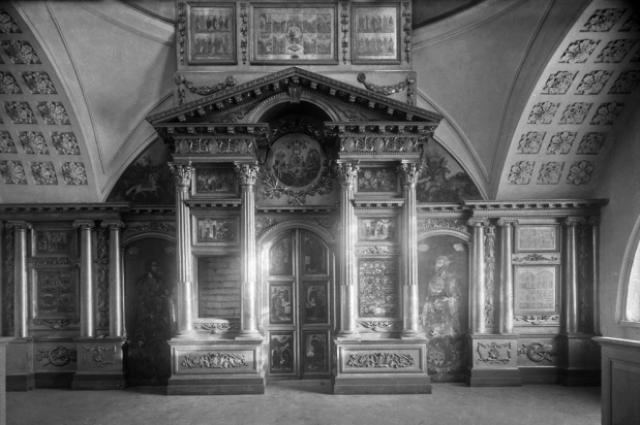 Так выглядела домовая церковь четы Харитоновых-Расторгуевых