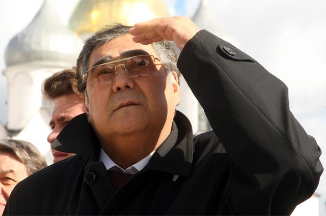 Аман Тулеев больше 20 лет был хозяином Кузбасса.
