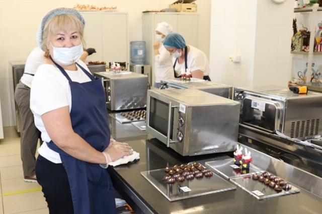 Студенты предпенсионного и пенсионного возраста - частые гости в Центре.