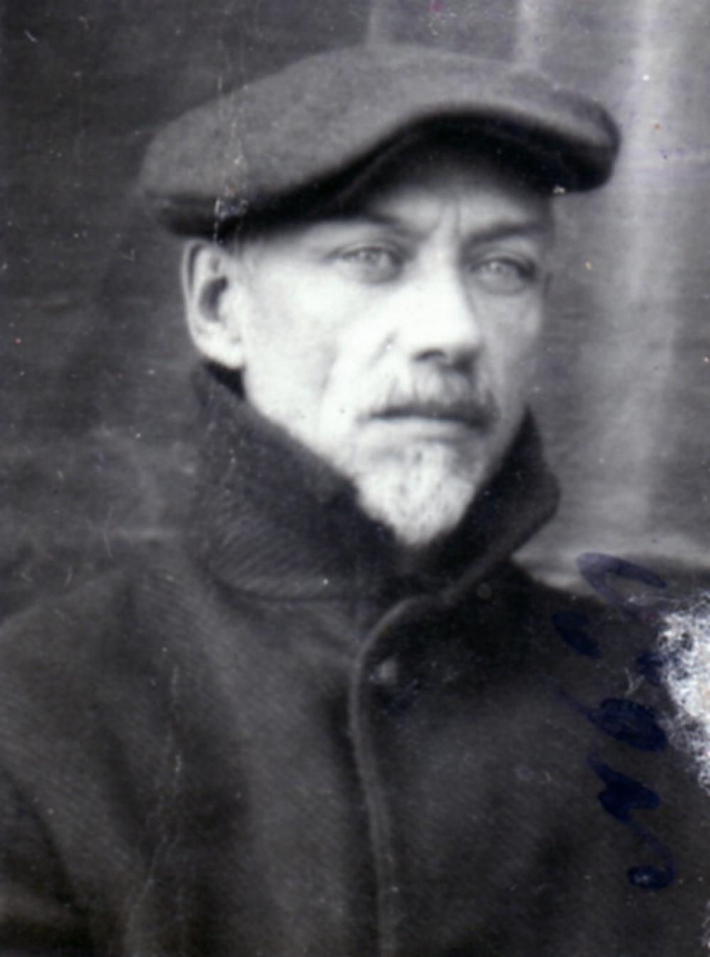 Подкорытов Аполлон Аполлонович. Потрет. 1925 – 1930 гг.