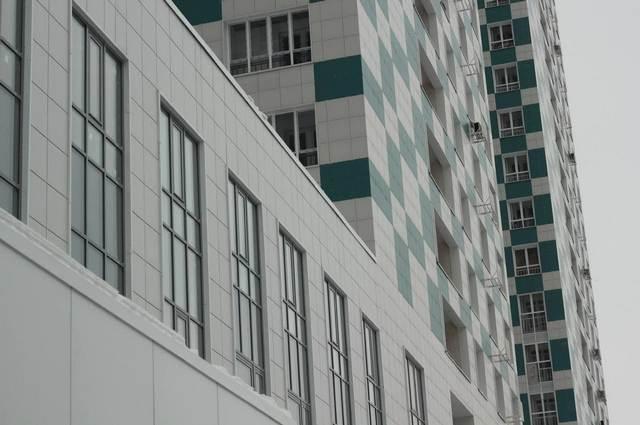 В ЖК «Эрмитаж. Горсовет» 876 квартир