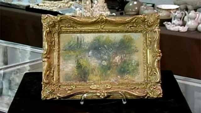Картина Пьера-Огюста Ренуара