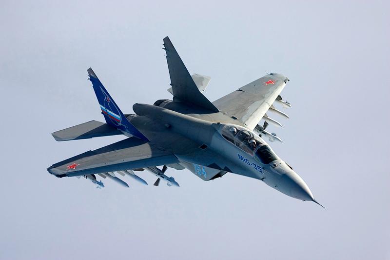 авиационный завод сокол, самолет миг-35