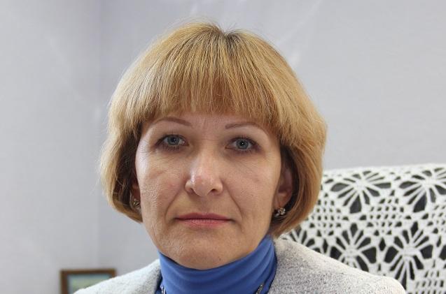 заместитель начальника управления образования г.Пензы Вера Кузнецова