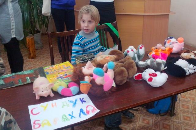 ярмарка игрушек