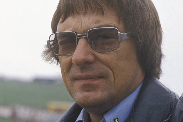 Берни Экклстоун, 1976 год.