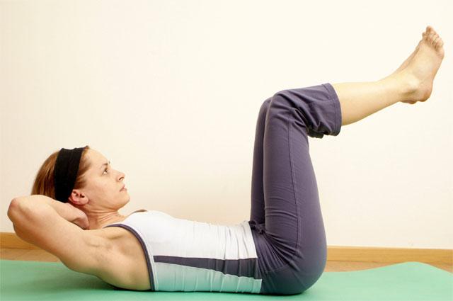 Зарядка, упражнение, фитнес