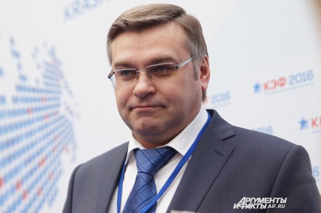 Олег Курилов.