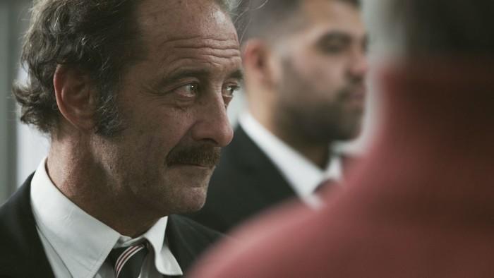Кадр из фильма «Закон рынка».