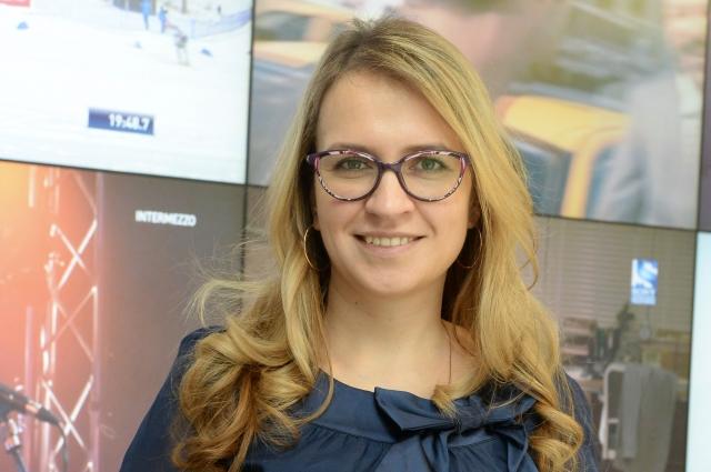 Екатерина Соболева.