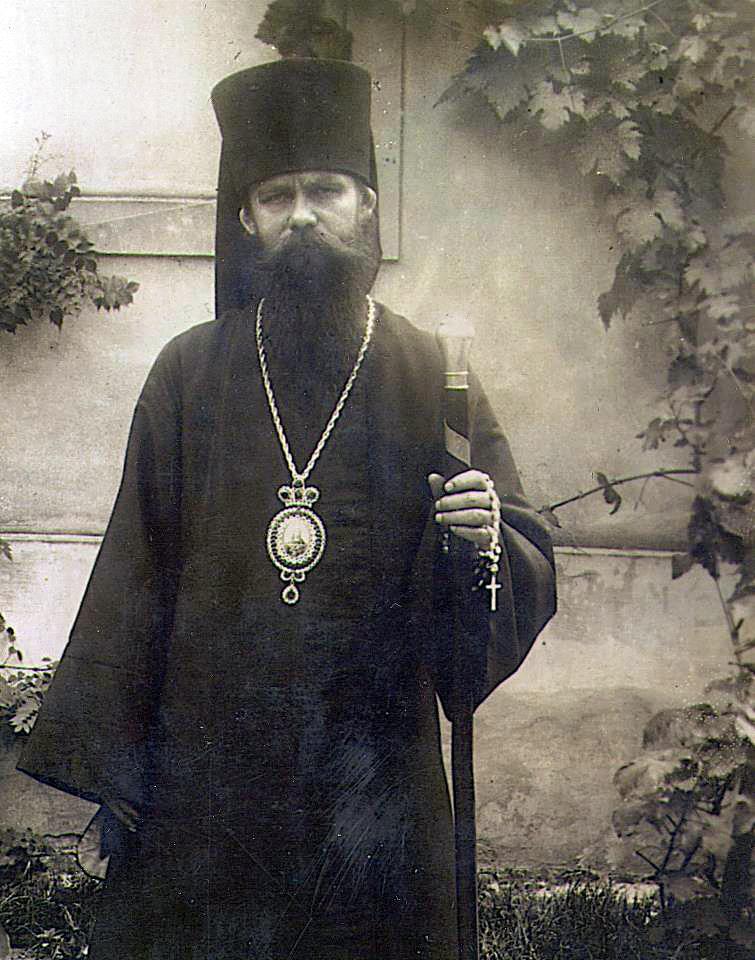 архиепископ Тихон (Троицкий) Сан-Францисский