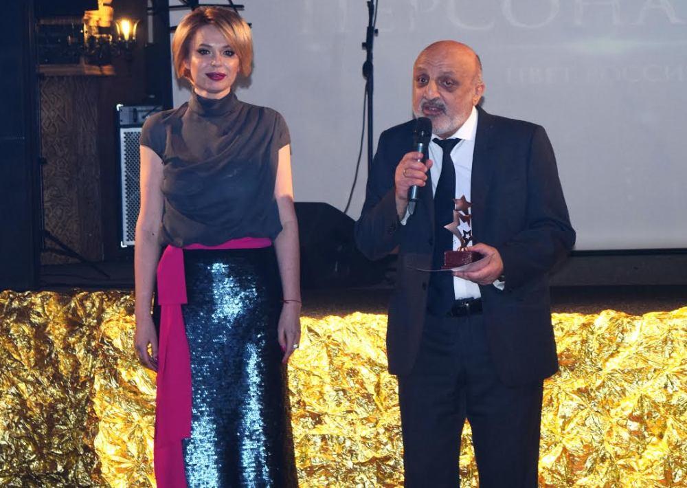 В номинации «Здравоохранение» победа досталась Грачику Дохоляну.