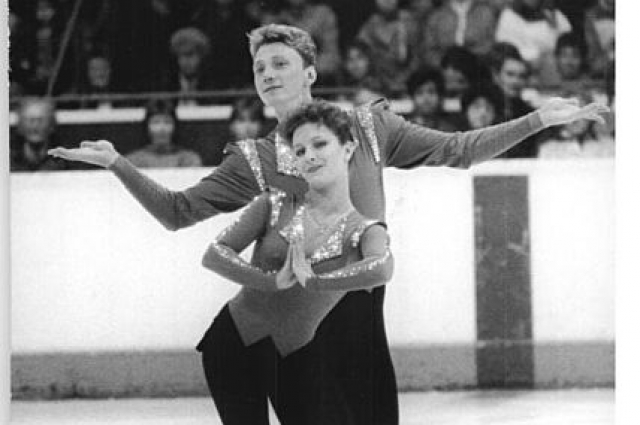 Елена Валова и Олег Васильев
