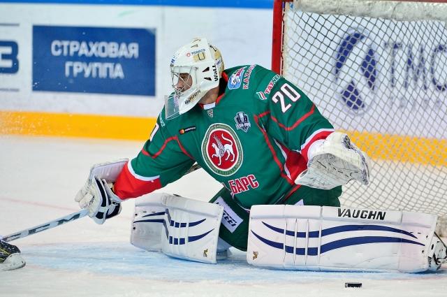 Эмиль Гарипов предпочел родной клуб зарубежной НХЛ.