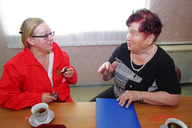 Нина Ивановна вспоминает о тяжелом военном детстве.