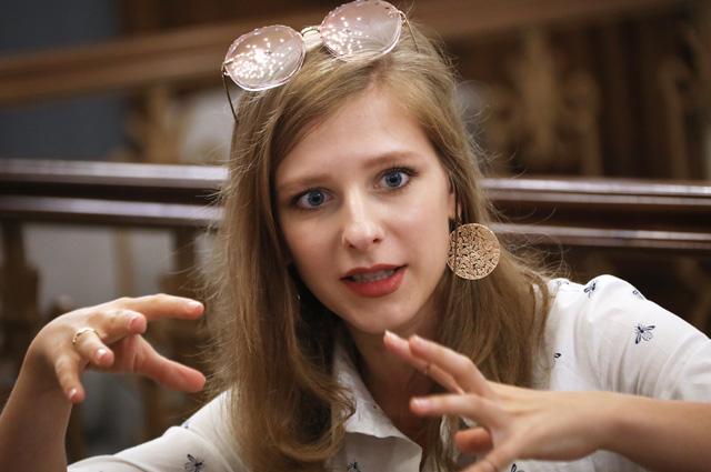 Актриса Елизавета Арзамасова встретилась со школьниками в рамках кинофестиваля «Хрустальный ИсточникЪ».  Июль 2018 г.