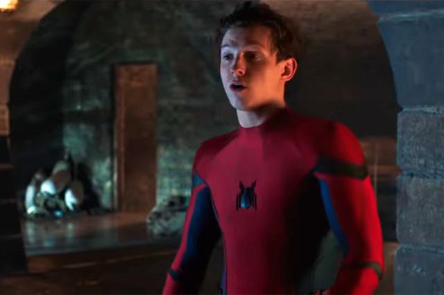 «Человек-Паук: вдали от дома».
