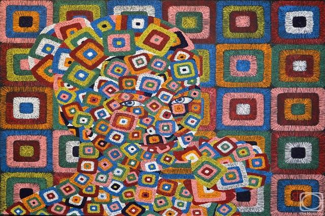 Часть работ Игоря Рязанцеваработ продается в Париже, в галерее напротив Лувра – Mickael Marciano