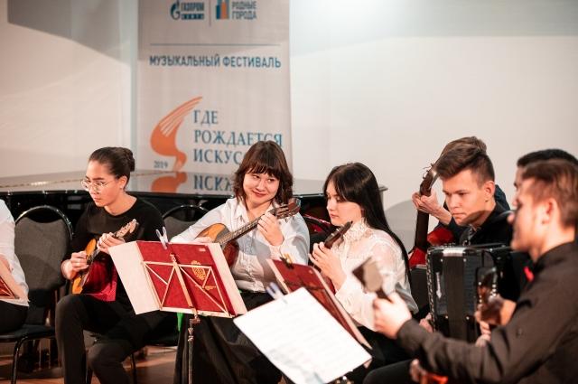 Югорские музыканты произвели большое впечатление на мэтров