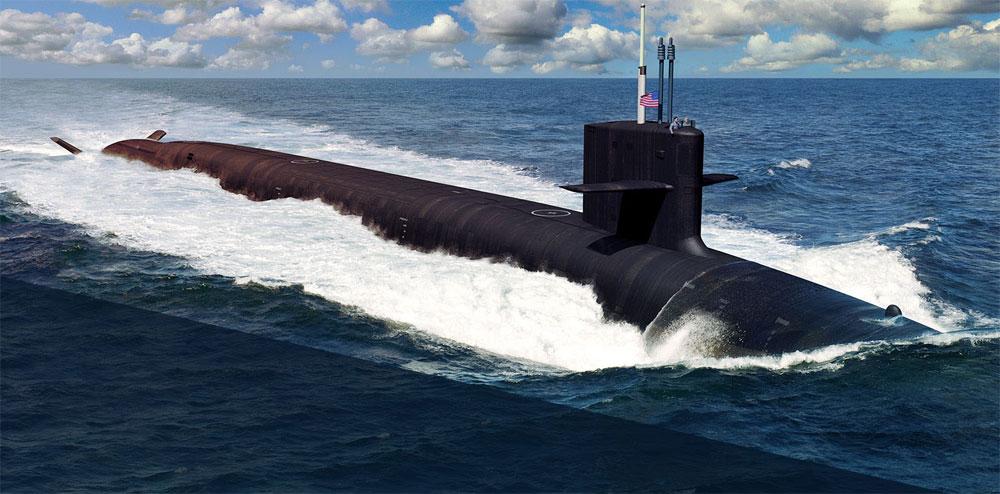 Подводная лодка класса «Колумбия», США