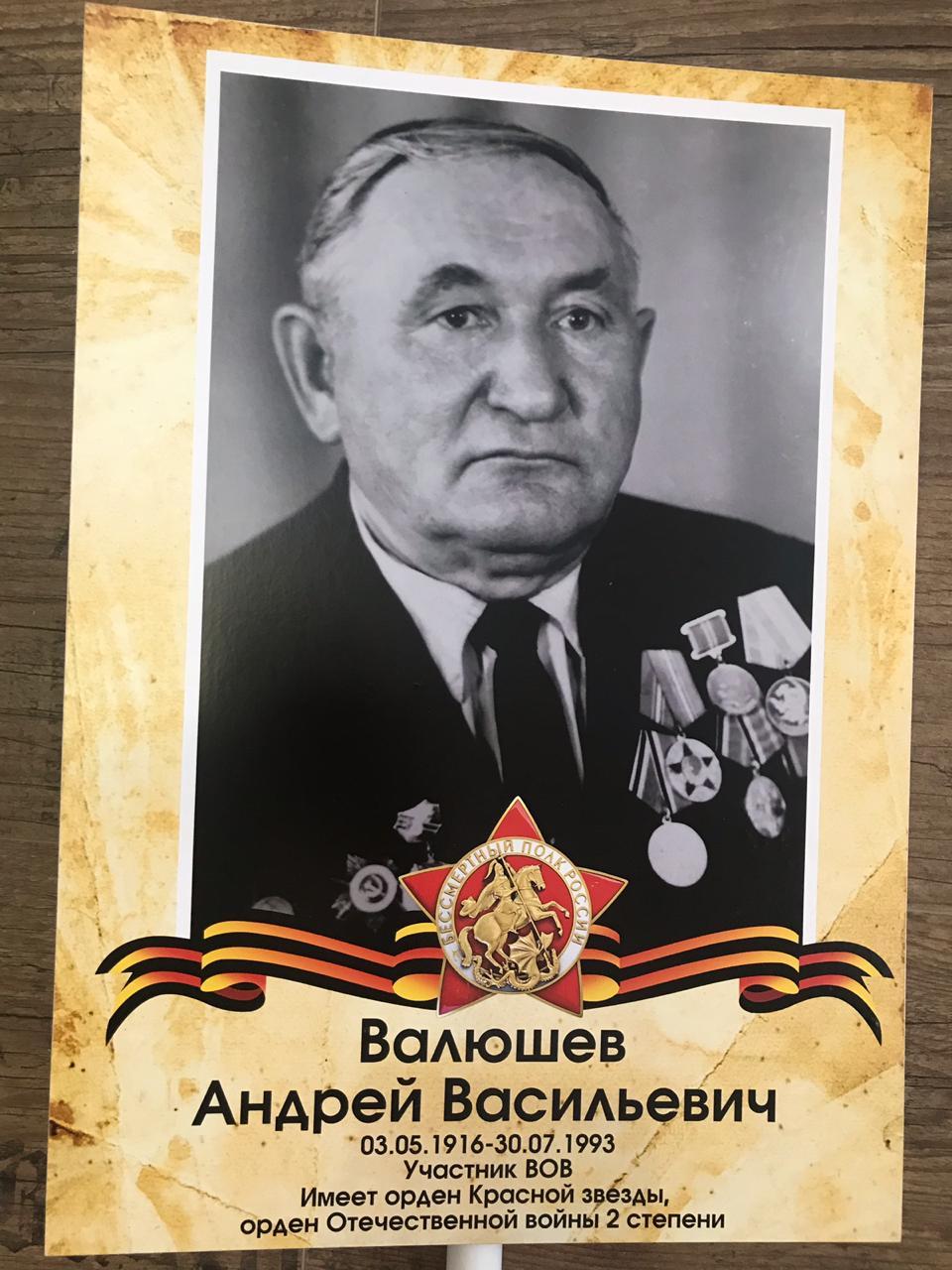Валюшев Андрей