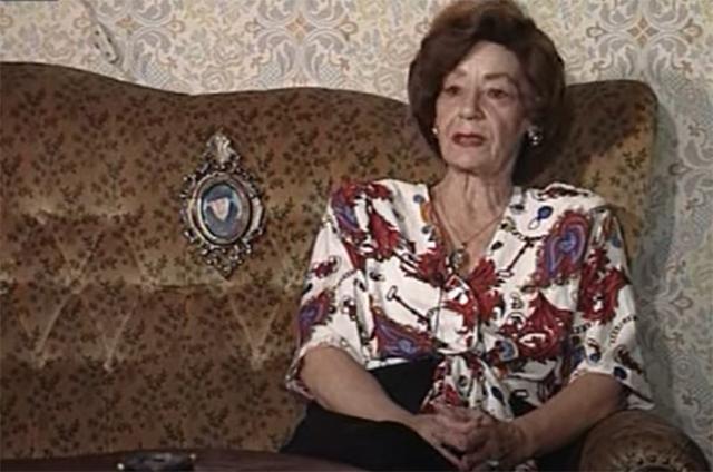 Айше Рафетовна Чулак-Оглы.