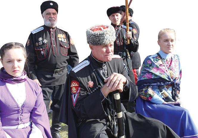 Ежегодный Международный фестиваль традиционной казачьей культуры «Брянская станица».