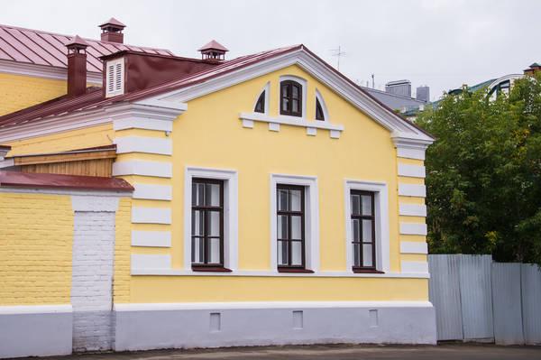 Музей Толстого в Казани.