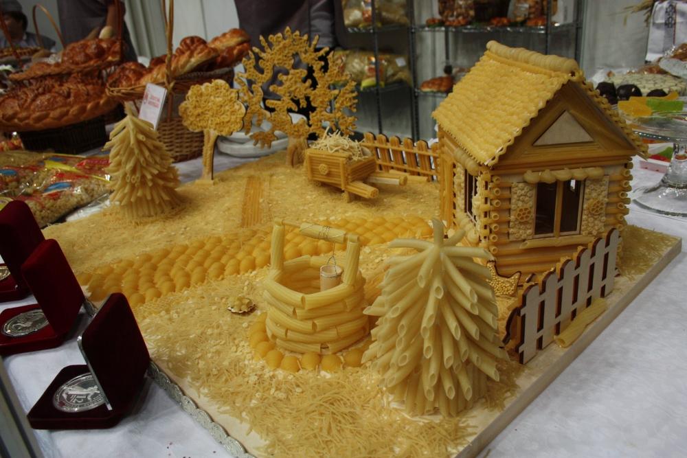 Поделки из хлеба своими руками фото