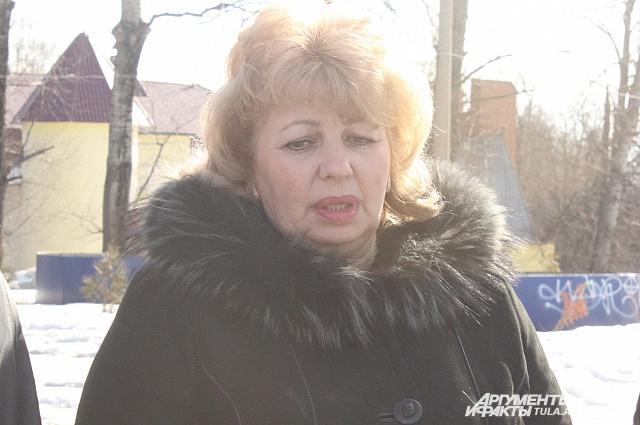 Марина Лёвина.