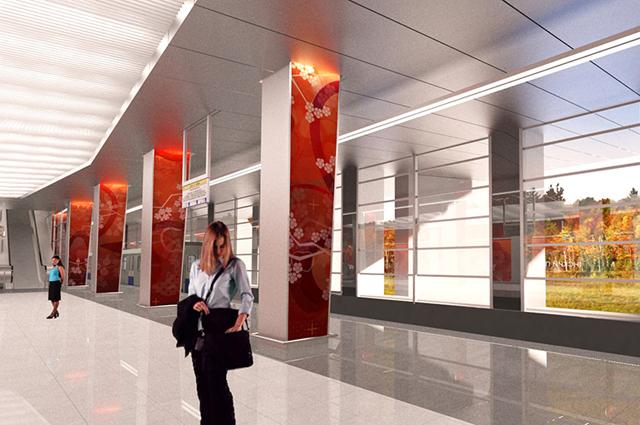 36 новых станций метро собираются открыть в Москве за период 2016-2018 гг.