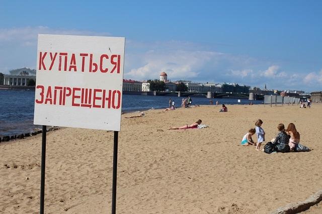 На пензенских пляжах впору расставлять такие таблички.